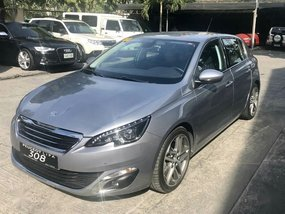 Selling Peugeot 308 2015 in Pasig