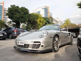Porsche 911 Turbo 2008 for sale in Pasig