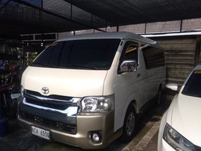 Toyota Hiace 2017 Van Automatic Diesel for sale
