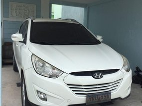 2010 Hyundai Tucson for sale in Angeles