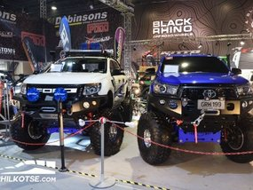 The most interesting trucks and SUVs from the 25th Sport Truck Show