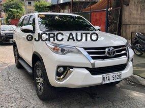 2018 Toyota Fortuner 2.4G 4X2 Diesel Manual