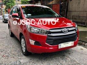2019 Toyota Innova 2.8 J Diesel Manual