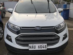 Ford Ecosport Automatic 2017 Trend AT