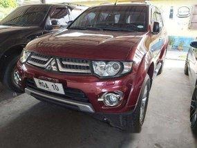 Selling Mitsubishi Montero sport 2014 Manual Diesel