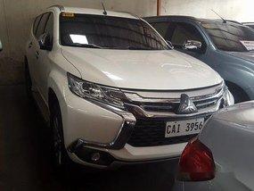 Selling Mitsubishi Montero sport 2018 at 18638 km
