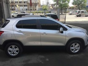 Selling Chevrolet Trax 2017 at 17000 km