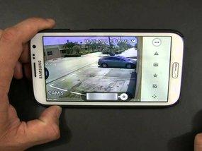 How to make a car surveillance system using a phone