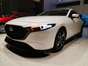 Brand New Mazda Christmas All in Downpayment Promo