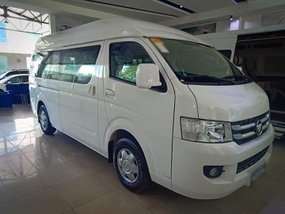 Foton View Transvan HR (16 seater)