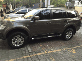 For sale 2015 Mitsubishi montero sports glx
