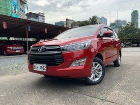 Toyota Innova E Diesel 2018