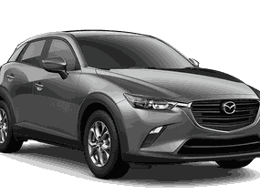 26K monthly - Mazda CX-3 2WD Pro AT