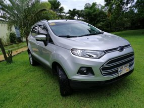 2017 FORD ECOSPORT 1.5 Trend