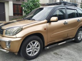 Toyota Rav4 2004 MT Loaded
