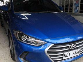 2018 Hyundai Elantra GL Blue MT Rush Sale