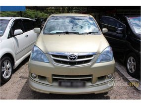 Used Toyota Avanza 2008 at 50000 km for sale