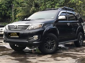 2015 Toyota Fortuner 4x2 G DSL A/T