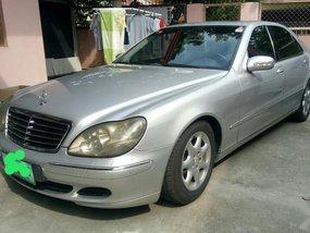 Mercedes-Benz S-Class 2005 for sale in Manila
