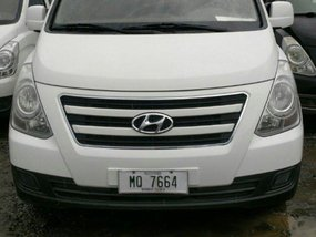 2017 Hyundai Starex for sale in Cainta
