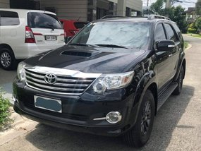 Toyota Fortuner 2015 for sale in Manila