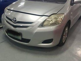 Selling Silver Toyota Vios 2010 Manual Gasoline