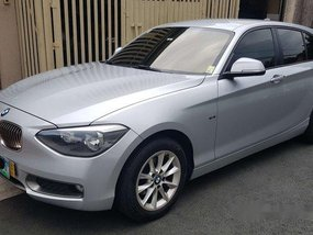 Sell Silver 2012 BMW 118D Automatic Diesel at 70000 km