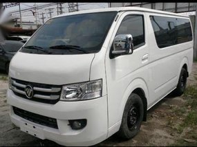 2017 Foton View Transvan for sale in Cainta