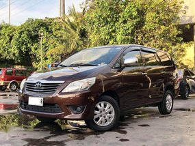 2014 Toyota Innova for sale in Makati