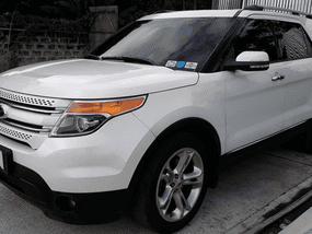 Ford Explorer 2015 for sale in Angeles
