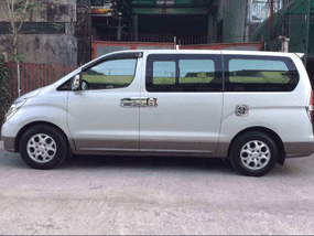 2010 Hyundai Grand Starex Gold Variant (local)