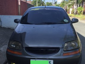 Used 2004 Chevrolet Aveo Hatchback for sale in Quezon City