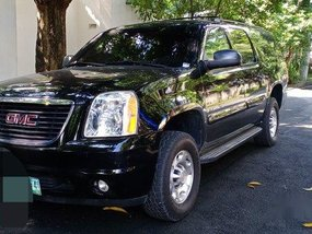 Sell Black 2009 Gmc Yukon XL at 46000 km