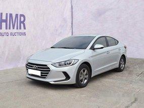 Silver Hyundai Elantra 2019 for sale in Manila