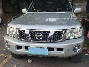 Sell Silver 2010 Nissan Patrol in Valenzuela