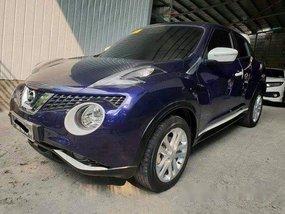 Sell Blue 2017 Nissan Juke at 9000 km