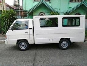 Sell White 2013 Mitsubishi L300 at Manual Diesel at 60000 km