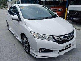 Sell White 2017 Honda City Automatic Gasoline at 24000 km