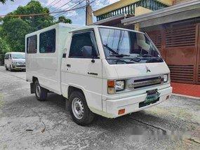 White Mitsubishi L300 2012 for sale in Cavite