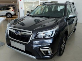 Selling Subaru Forester 2019 Automatic Gasoline