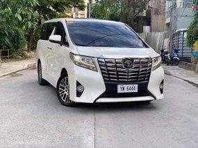 2016 Toyota Alphard for sale in Manila