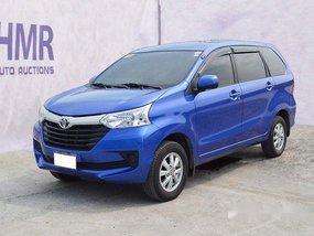 Blue Toyota Avanza 2019 for sale in Manila