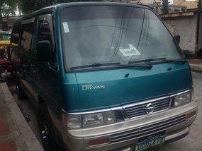 Nissan Urvan 2012 for sale in Quezon City