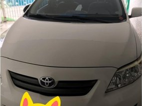 Toyota Corolla Altis 2010 for sale in Las Pinas
