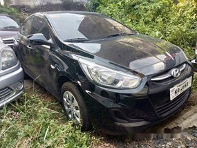 Black Hyundai Accent 2019 at 8000 km for sale
