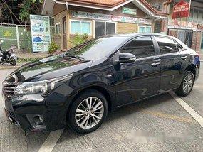 Sell Black 2015 Toyota Corolla altis in Pasig