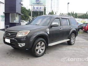Selling Ford Everest 2013 Automatic Diesel in Muntinlupa