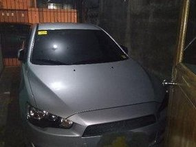 Selling Silver Mitsubishi Lancer ex 2014 Automatic Gasoline