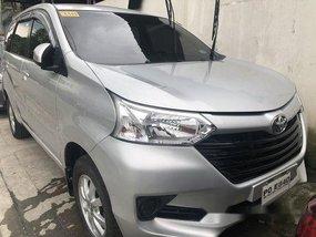 Silver Toyota Avanza 2019 at 1800 km for sale