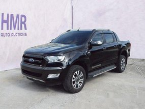 Sell Black 2018 Ford Ranger at Automatic Diesel at 23984 km
